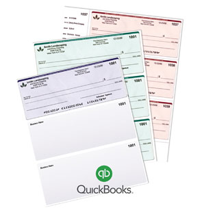 QuickBooks Checks